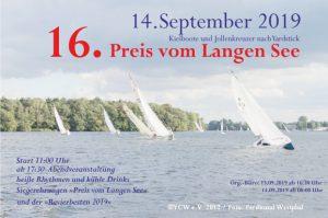Preis vom langen See @ Yachtclub Wendenschloß e.V. | Berlin | Berlin | Deutschland